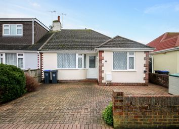 Thumbnail 2 bed semi-detached bungalow for sale in Ingleside Crescent, Lancing