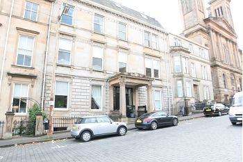 Thumbnail 1 bed flat to rent in Lynedoch Street, Glasgow