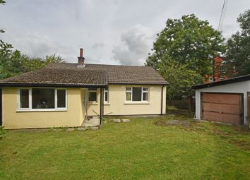 Thumbnail 2 bed detached bungalow for sale in Montpellier Park, Llandrindod Wells