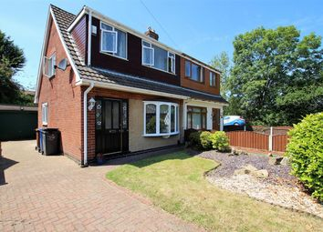 Thumbnail 3 bed semi-detached house for sale in Sylvan Grove, Bamber Bridge, Preston