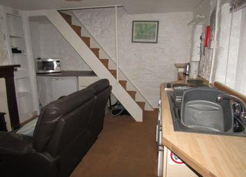 Thumbnail 1 bed maisonette to rent in Boringdon Terrace, Turnchapel, Plymstock, Plymouth