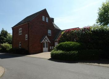 Thumbnail 5 bed detached house for sale in Badgers Croft, Thringstone, Coalville