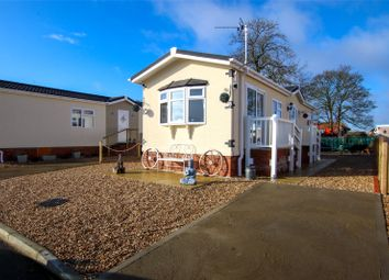 2 bed bungalow for sale in Plot 98, Barton Broads Park, Maltkiln Road, Barton-Upon-Humber, North Lincolnshire DN18