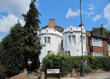 Thumbnail 3 bedroom maisonette for sale in Wakemans Hill Avenue, London