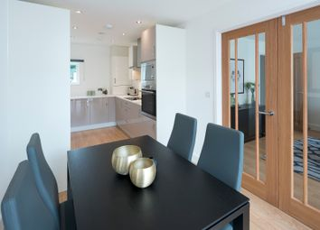 Thumbnail 4 bed detached house for sale in Great Charta Close, Egham