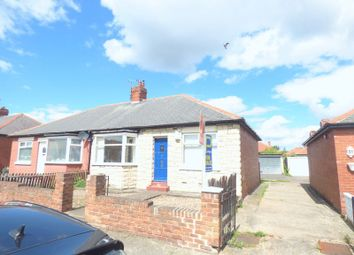 Thumbnail 2 bedroom bungalow for sale in Debdon Gardens, North Heaton, Newcastle Upon Tyne