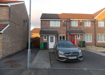 Thumbnail 2 bedroom end terrace house to rent in Vervain Close, St Fagans, Cardiff.