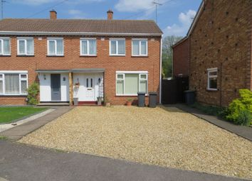 Thumbnail 3 bed semi-detached house to rent in King William Close, Bedford