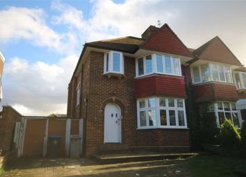 Thumbnail 3 bed semi-detached house for sale in Salmon Street, London