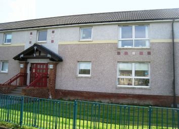 Thumbnail 1 bedroom flat for sale in Cumbrae Crescent, Sikeside, Coatbridge