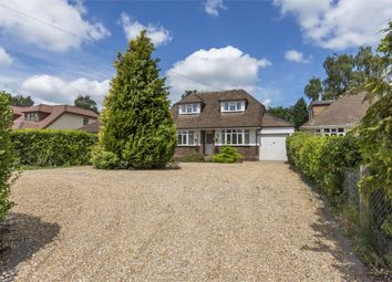 Thumbnail 5 bed detached house for sale in Hiltingbury Road, Chandler's Ford, Eastleigh, Hampshire