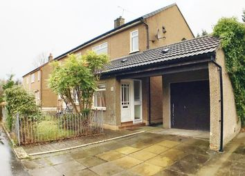 Thumbnail 2 bed semi-detached house to rent in Bladnoch Drive, Glasgow