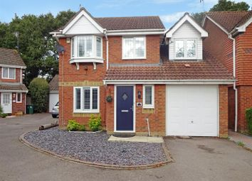 Thumbnail 4 bed detached house for sale in Haworth Road, Maidenbower, Crawley