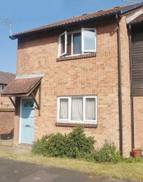 Thumbnail 1 bed maisonette to rent in Wellers Close, Totton, Southampton, Hampshire