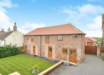 Thumbnail 5 bed barn conversion for sale in South Cowton, Northallerton