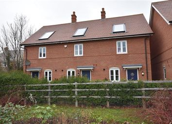 Thumbnail 2 bed end terrace house for sale in Hilton Close, Kempston, Bedford