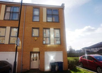 Thumbnail 4 bedroom end terrace house for sale in Fortune Avenue, Burnt Oak, Edgware