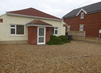Thumbnail 3 bedroom bungalow to rent in Southwood Road, Hayling Island