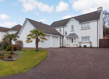 Thumbnail 4 bedroom detached house for sale in Leapmoor Drive, Wemyss Bay, Inverclyde