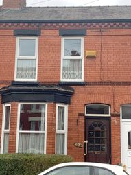 Thumbnail 3 bed terraced house for sale in Lidderdale Road, Wavertree, Liverpool