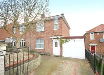 3 bed semi-detached house for sale in Romany Road, North City, Norwich NR3