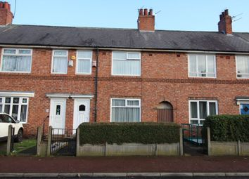 Thumbnail 2 bed terraced house for sale in Cleadon Street, Walker, Newcastle Upon Tyne