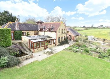 Thumbnail 4 bed detached house for sale in Bishops Caundle, Sherborne, Dorset