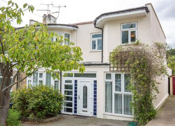Thumbnail 5 bed semi-detached house for sale in Whitehouse Way, Southgate, London