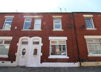 Thumbnail 4 bed terraced house for sale in Henthorne Street, Blackpool