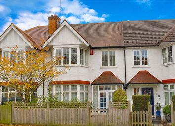 Thumbnail 4 bed terraced house for sale in Fortis Green, East Finchley, London