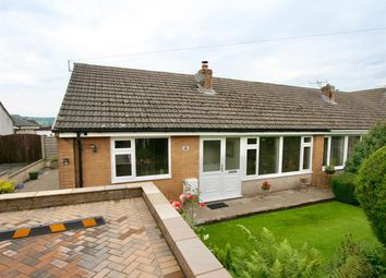 Thumbnail 3 bed semi-detached bungalow for sale in Pinewood Avenue, Brookhouse, Lancaster