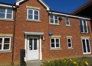 Thumbnail 1 bed flat for sale in Otterburn Crescent, Oakhill, Milton Keynes