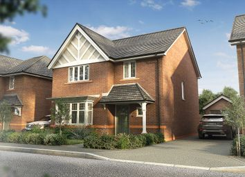 "Thumbnail 4 bedroom detached house for sale in ""The Wyatt"" at Omega Boulevard, Warrington"