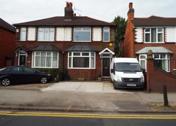 Thumbnail 3 bedroom semi-detached house for sale in Alfreton Road, Bobbersmill, Nottinghamshire