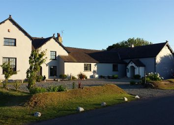 Thumbnail 7 bed detached house for sale in Warren, Castlemartin, Pembroke