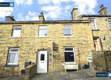 Thumbnail 2 bed terraced house for sale in New Street, Denholme, Bradford, West Yorkshire