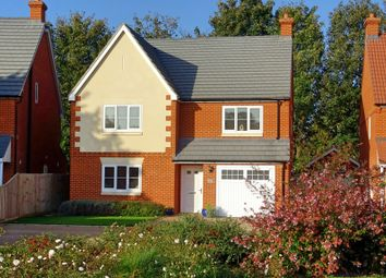 Thumbnail 4 bed detached house for sale in Garden Close, Grantham