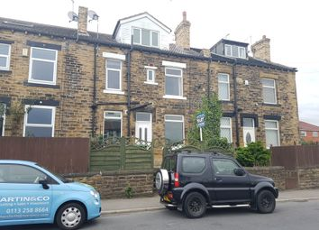 Thumbnail 3 bed terraced house to rent in Thorpe Road, Pudsey