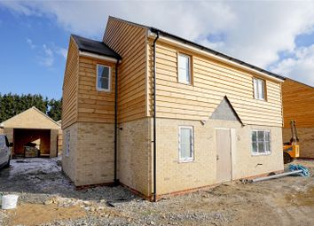 Thumbnail 3 bed country house for sale in Moorfield Way, Great Stukeley, Huntingdon