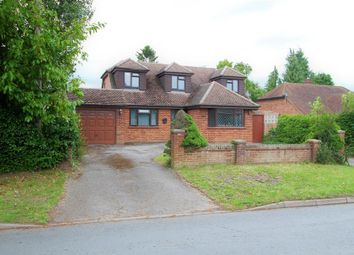 Thumbnail 5 bed detached house to rent in Evendons Lane, Wokingham