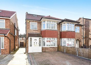 Thumbnail 4 bed property for sale in Nelson Road, Whitton, Twickenham