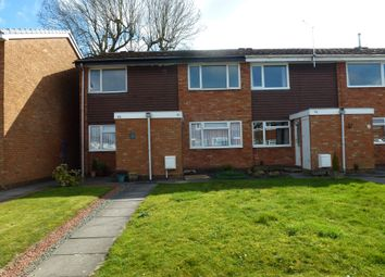 Thumbnail 2 bed flat to rent in Overton Close, Hall Green, Birmingham