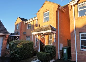 Thumbnail 3 bed semi-detached house for sale in Horseshoe Close, Cosby