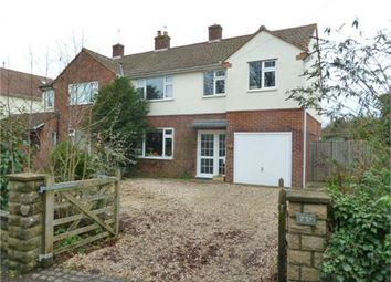 Thumbnail 5 bedroom semi-detached house for sale in High Street, Sutton Courtenay, Abingdon, Oxfordshire