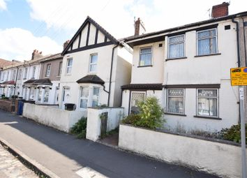 Thumbnail 3 bed end terrace house for sale in Cook Street, Avonmouth, Bristol
