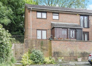Thumbnail 2 bed terraced house for sale in St. Giles Close, Winchester