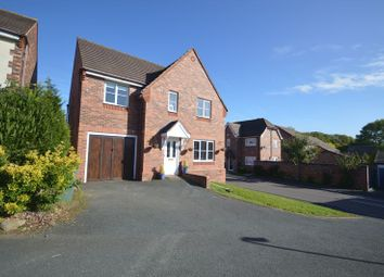 Thumbnail 4 bed detached house for sale in Ellis Peters Drive, Telford