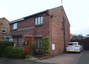 Thumbnail 2 bed semi-detached house for sale in Beaufort Way, Rhoose, Barry