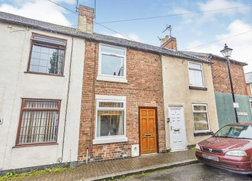 Thumbnail 1 bed terraced house for sale in Ambrose Terrace, Derby