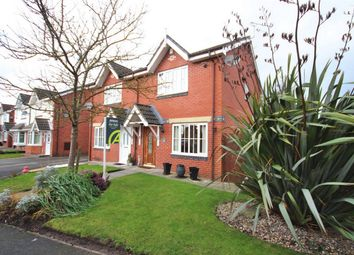 Thumbnail 2 bed semi-detached house for sale in Linum Gardens, New Bold, St Helens